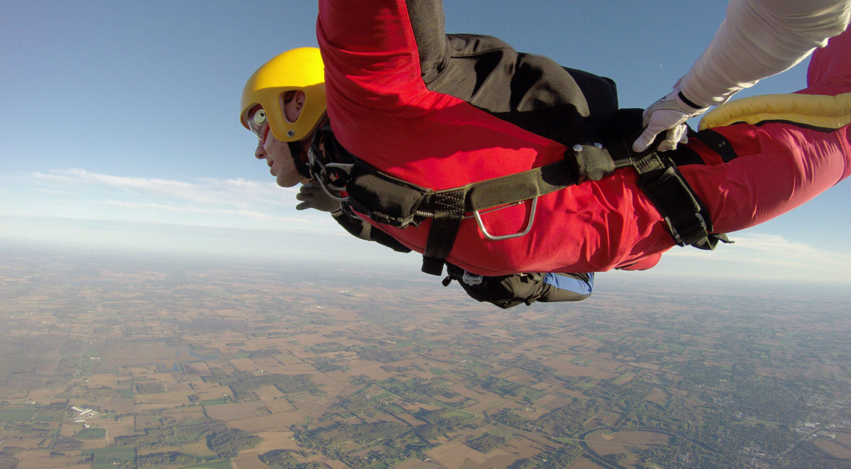 Learn To Skydive Aff Skydiving Course Wisconsin Skydiving Center