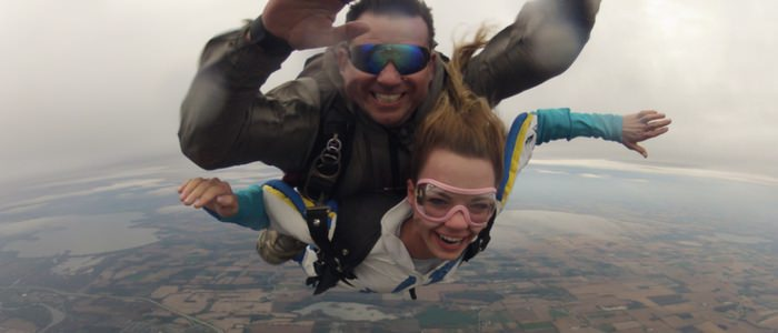 Can You Go Skydiving When It's Cold?