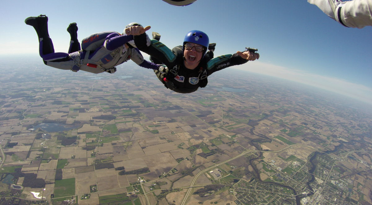 Aff Course Cost Wisconsin Skydiving Center
