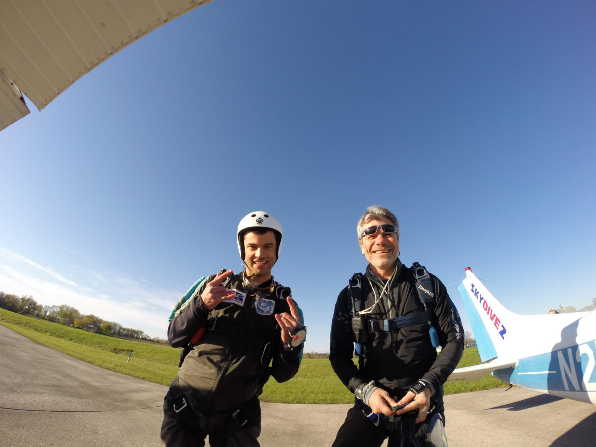 Join Our Team | Employment at Wisconsin Skydiving Center
