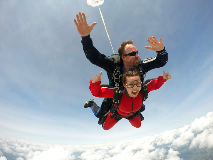 Skydiving Health Restrictions | Wisconsin Skydiving Center