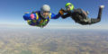 Accelerated Freefall (AFF) training to skydiving solo at Wisconsin Skydiving Center near Milwaukee