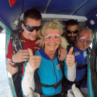 Skydiving is the perfect sports team bonding activity – Wisconsin Skydiving Center near Milwaukee