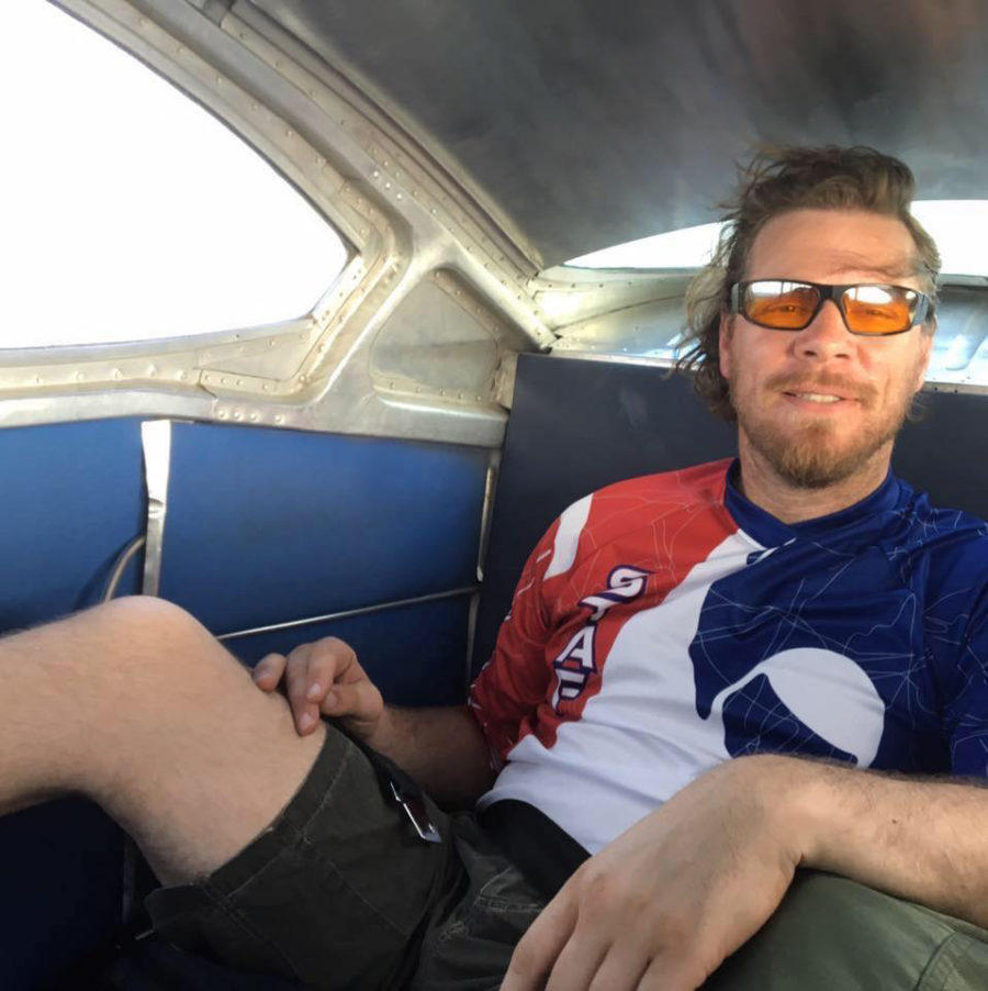 Dan Schultz - skydiving instructor at Wisconsin Skydiving Center