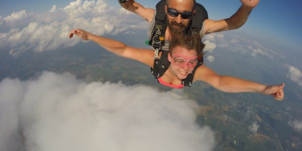 Parachuting or skydiving? Find out which is which.