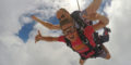 You just can't go wrong with a skydiving gift certificate