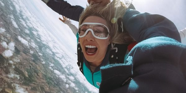 How much does skydiving cost near Chicago and Milwaukee at Wisconsin Skydiving Center